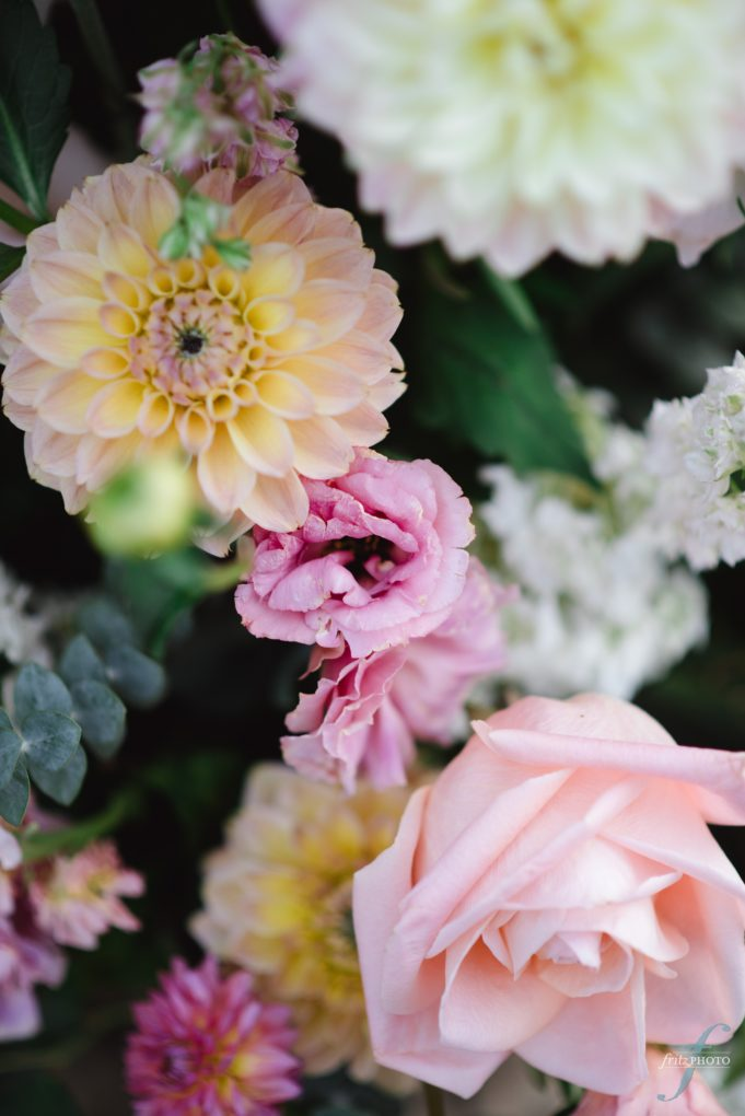 Emily and John\'s Wedding - Artistic Flowers and Home Decor